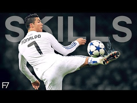 The Legendary Skills Of Cristiano Ronaldo – Real Madrid HD