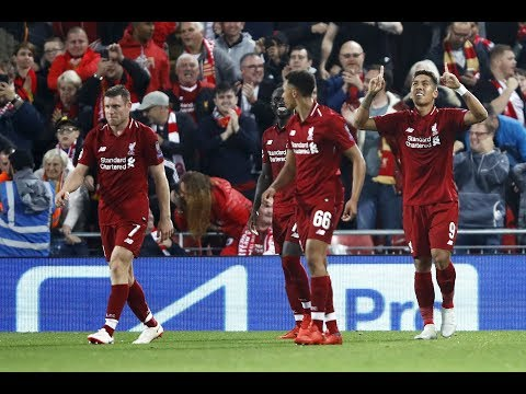 Liverpool FC vs Paris Saint-Germain Champions League Group Stage FULL Match Highlights: 3-2