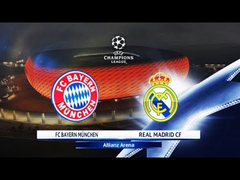 Bayern Munchen vs Real Madrid | Prediksi Semifinal Liga Champions 26 April 2018