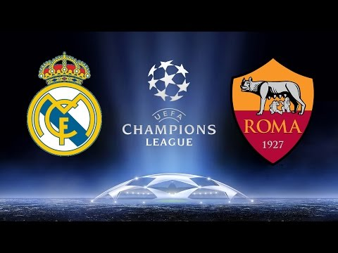 FIFA 15 – UEFA Champions League: Real Madrid vs. Roma – 8 March 2016 (Simulation)