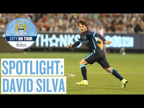 SILVA SPOTLIGHT | City 1-4 Real Madrid | City on Tour 2015
