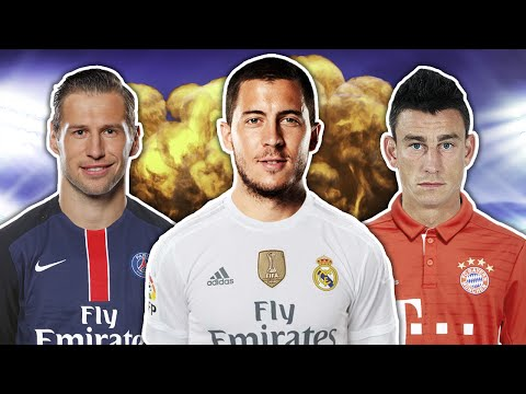 PSG, Bayern Munich & Real Madrid Kill The Market! | Transfer Talk