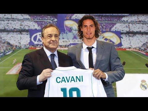 Cavani Welcome To Real Madrid? Confirmed & Rumours Summer Transfers 2018 ft Neymar,Salah