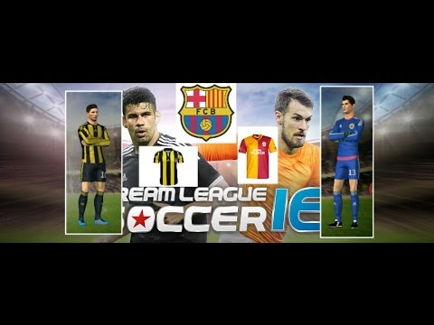 Dream League Soccer 2016\Forma ve Logo Url Yapımı