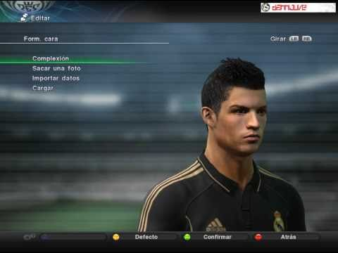 PES 2011 – Real Madrid New Kits 11/12 [Home & Away] + Download!