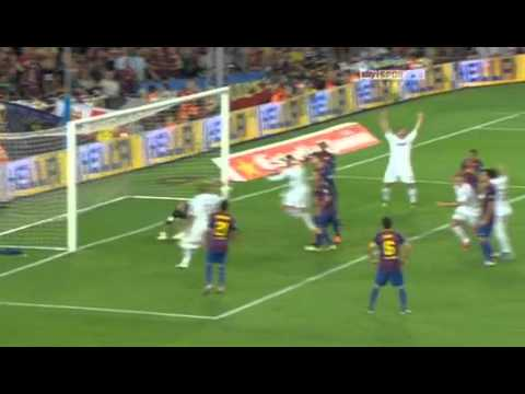 Barcelona vs. Real Madrid Super cup 2nd leg Video Highlights  part 2