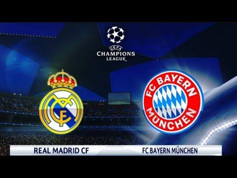 Real Madrid vs Bayern Munchen | Prediksi Semifinal Liga Champions 2 Mei 2018 | Prediksi Skor Anda?