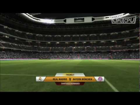 Real Madrid v Bayern Munich | UEFA Champions League Semi Final Second Leg Highlights | CPU v CPU