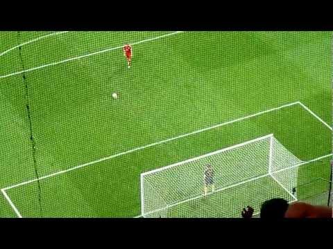 Real Madrid – FC Bayern 25.04.2012 – Elfmeterschiessen