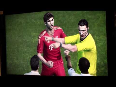 PES 2012 – Tottenham Hotspur vs Bayern Munich XBOX 360/PS3 [HD]