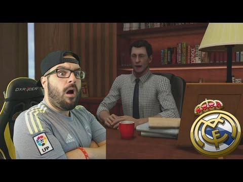 REAL MADRID SELL ME!! –  FIFA 16 player career mode!!