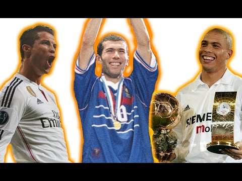 10 Best Real Madrid Players Of All Time