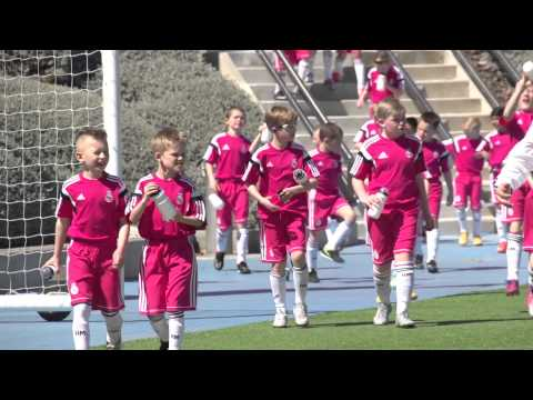 Coerver Coaching UK 2015 PRO Tour – Real Madrid CF