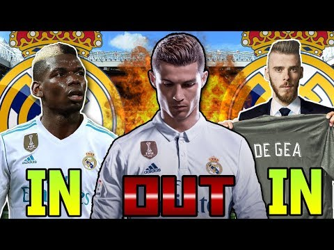 5 Players REAL MADRID Need To Sign To Maintain Their DOMINANCE After RONALDO Era – Transfer News