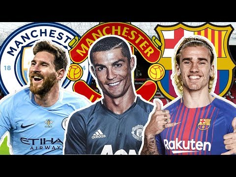 GRIEZMANN To Ditch MAN UTD? Latest TRANSFER News –  MAN UTD | BARCELONA | REAL MADIRD