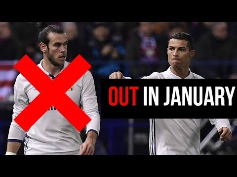 5 Players Real Madrid Could Sell In January Transfer Window