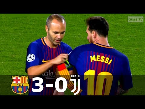 Barcelona vs Juventus 3-0 – UCL 2017/2018 – Full Highlights HD
