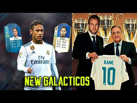 Real Madrid TRANSFER News – 5 Players REAL MADRID Need To Regain Dominance ft Neymar Kane De Gea