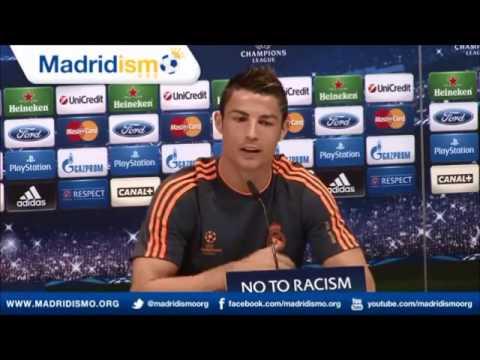 Cristiano Ronaldo sobre Tevez – Previa Juventus vs Real Madrid 22-10