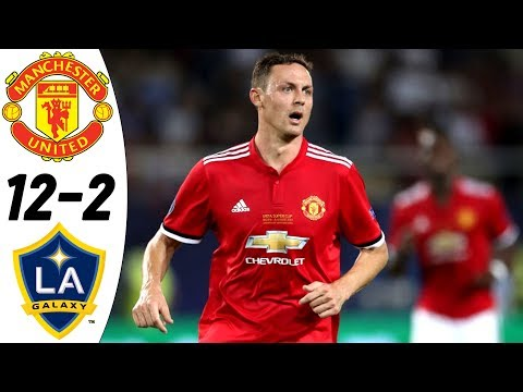 Manchester United vs LA Galaxy 12:2 – All Goals & Highlights RESUMEN & GOLES (Last 2 Matches) HD