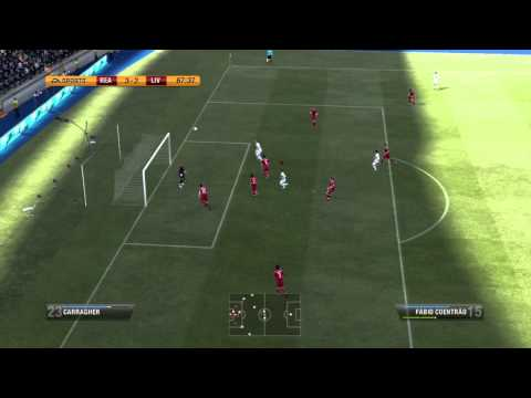 FIFA 12 Gameplay (PS3) – Real Madrid vs Liverpool