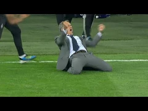Real Madrid 3-2 Manchester City | CADENA SER | UCL 2012/2013