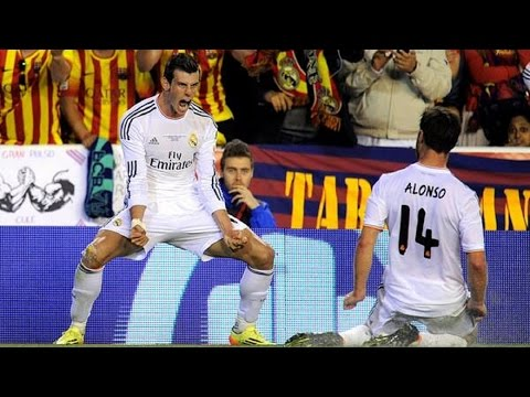 Real Madrid 2-1 Barcelona | Final Copa 2014 | Partido Completo Full Match | COPE