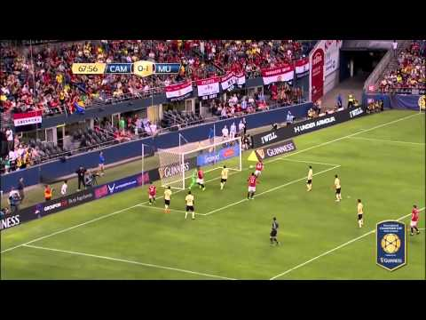 Club America VS Manchester United ( ICC 2015 ) [ FULL HIGHLIGHTS ]