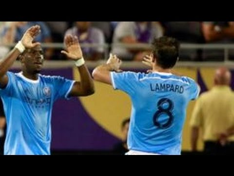 Orlando City 2 – 1 New York City FC –  All Goals And Highlights 17/10/2015
