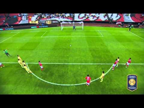 Club America VS SL Benfica ( ICC 2015 ) [ FULL HIGHLIGHTS ]