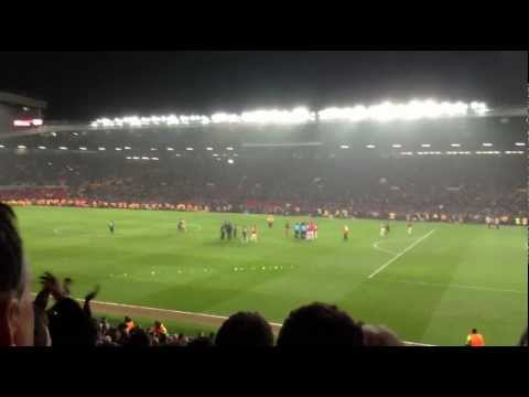 [Live] Final Whistle and Ronaldo Chant (Man Utd vs Real Madrid)