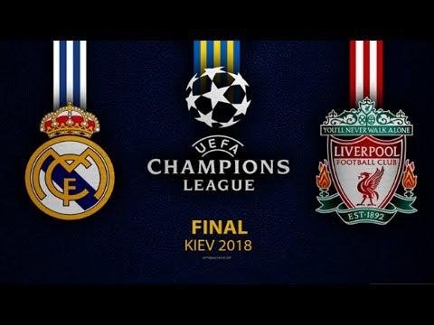 Real Madrid vs Liverpool | Prediksi Final Liga Champions 27 Mei 2018 | Prediksi Skor Anda?