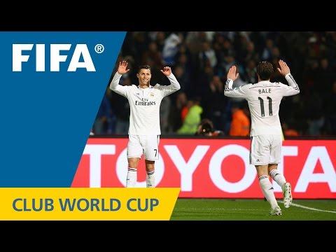 FINAL HIGHLIGHTS: Real Madrid – San Lorenzo (FIFA Club World Cup 2014)