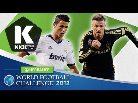 Real Madrid vs. LA Galaxy FULL HIGHLIGHTS: World Football Challenge 2012