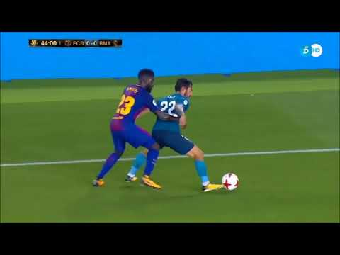 REAL MADRID TIKI TAKA SHOW vs BARCELONA  ► CAMP NOU 2017 •  ZIDANE SYSTEM PRESSING