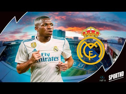 Vinicius Junior 2018 ● Magic Skills & Tricks ● Welcome To Real Madrid – HD