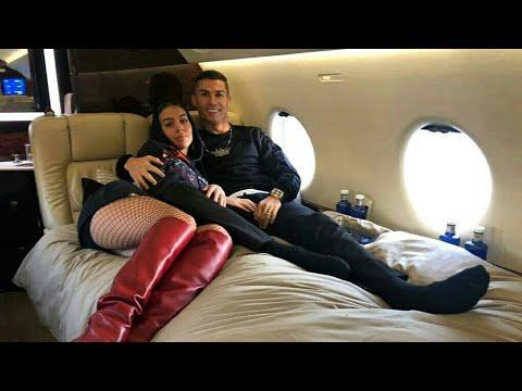 Cristiano Ronaldo con Esposa Georgina Rodríguez | Juventus Football Club