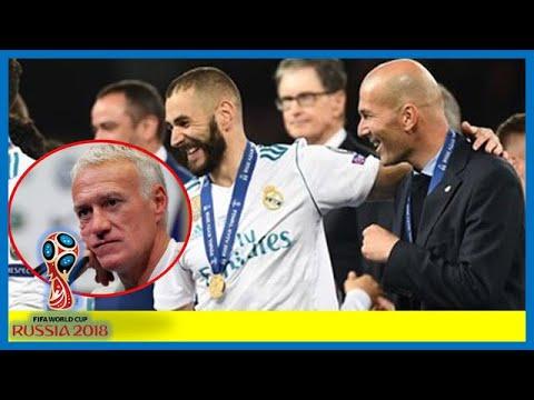 Zidane – Benzema – Didier Deschamps: le triomphe européen qui devrait faire réfléchir en France