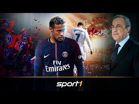 Neymar verhandelt mit Real Madrid | SPORT1 – TRANSFERMARKT