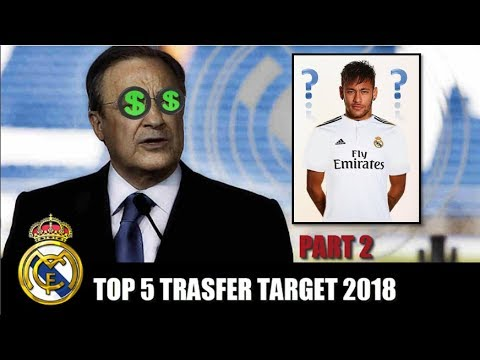 Real Madrid – Top 5 Transfer Target In Summer 2019 | HD