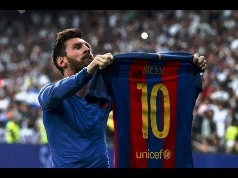 Leo Messi Goal vs Real Madrid 2017 | RAY HUDSON AMAZING COMMENTARY | 720p 60fps – By Pirelli7