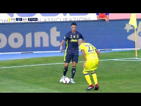 Cristiano Ronaldo ● Skills & Goals | Juventus 2018