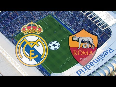 Real Madrid vs Roma | 3 – 0