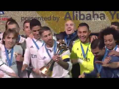 MATCH 8: Real Madrid vs Kashima Antlers – FCWC 2016