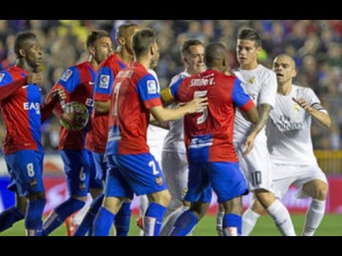 Real Madrid C.F. Fights! 2016/2017 (Part 1)