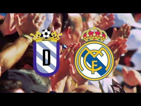 COPA DEL REY | UD Melilla vs Real Madrid