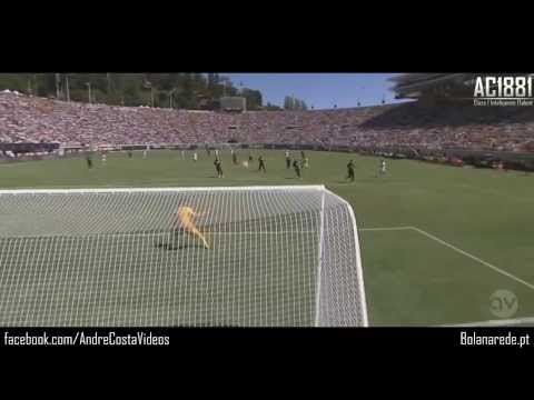 Gareth Bale Screamer – Real Madrid vs Inter Milan | Guinness Cup 2014 28/07/2014