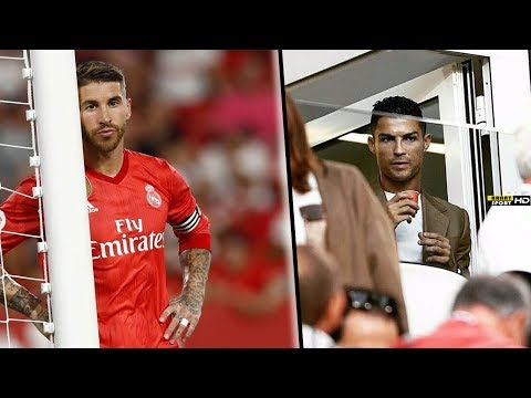 THE EFFECT OF CRISTIANO RONALDO |  REAL MADRID WITHOUT RONALDO