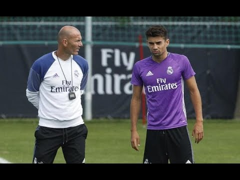 Zinedine Zidane vs Enzo Zidane Goals, Skills, Assists | Real Madrid | 2018 (HD)