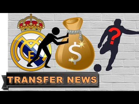 Latest Transfer News 2018, TOP 10 Real Madrid Transfer Targets